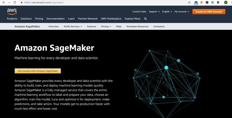 GPU Server - Amazon Sage Maker