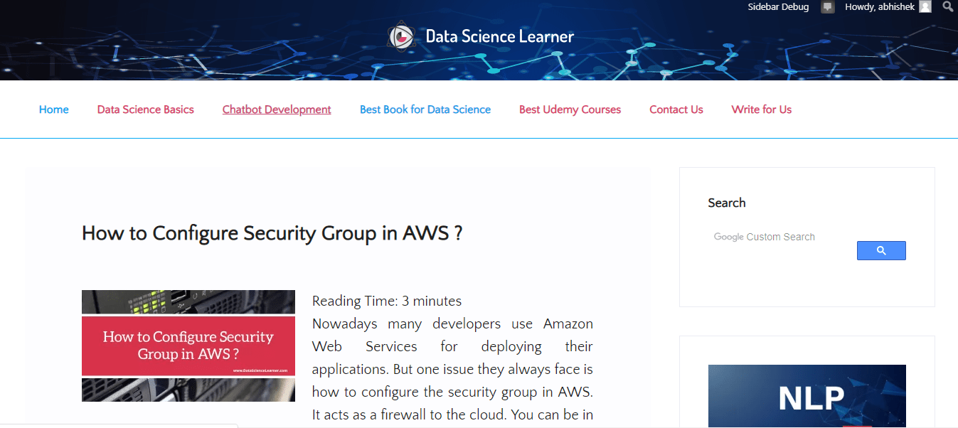 website-for-Python-learning-Data-Science-Learner
