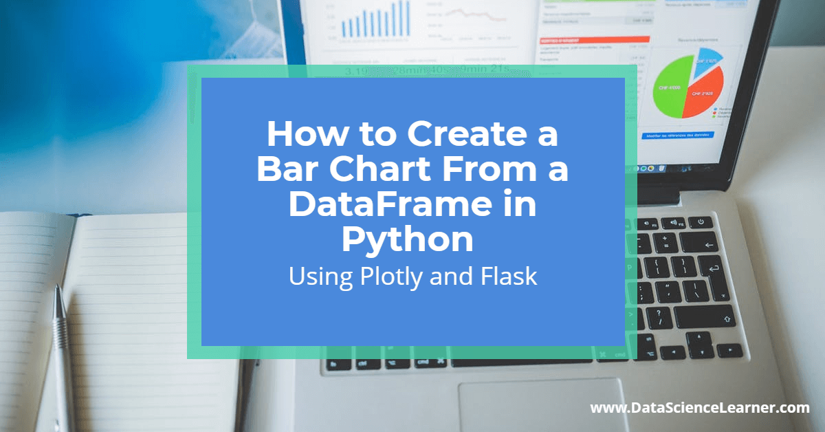How to Create a Bar Chart From a DataFrame in Python
