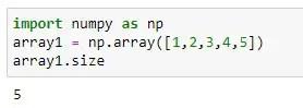 Checking 1D Non-Empty Array