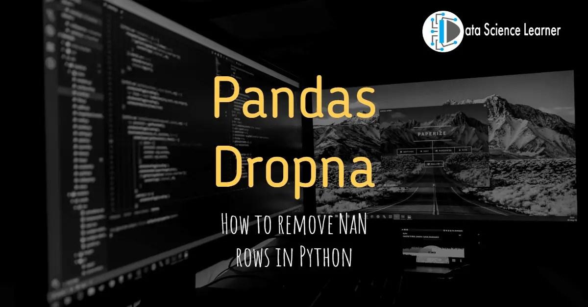 Pandas Dropna featured image