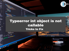 Typeerror int object is not callable featured image