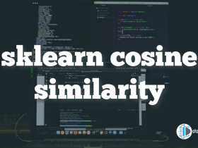 sklearn cosine similarity featured image