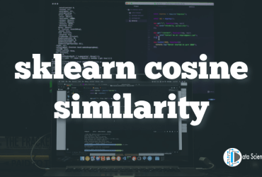 sklearn cosine similarity featured image