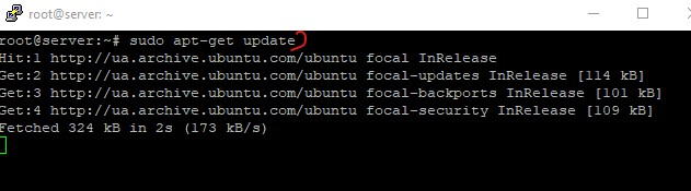 Update you linux os