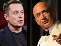 Exclusive : Jeff Bezos And Elon Musk Just Became world's richest people