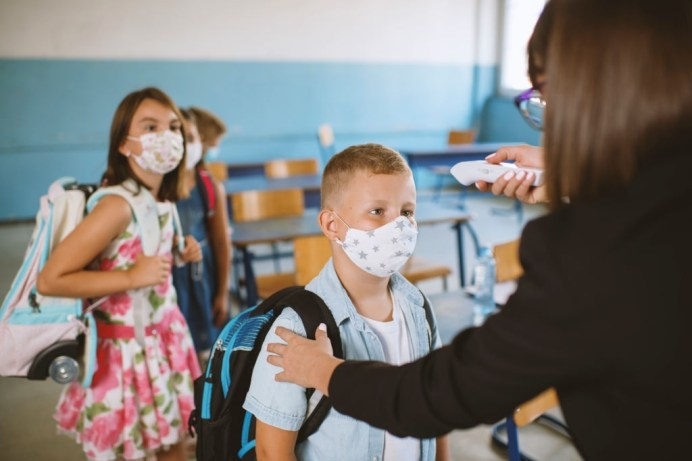 Unvaccinated, Unmasked Teacher Infected More Than Half Of Students In Class With Covid-19, CDC Reports