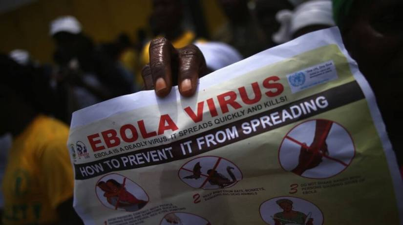 How Well Do You Know When The Ebola Virus Is Around You?