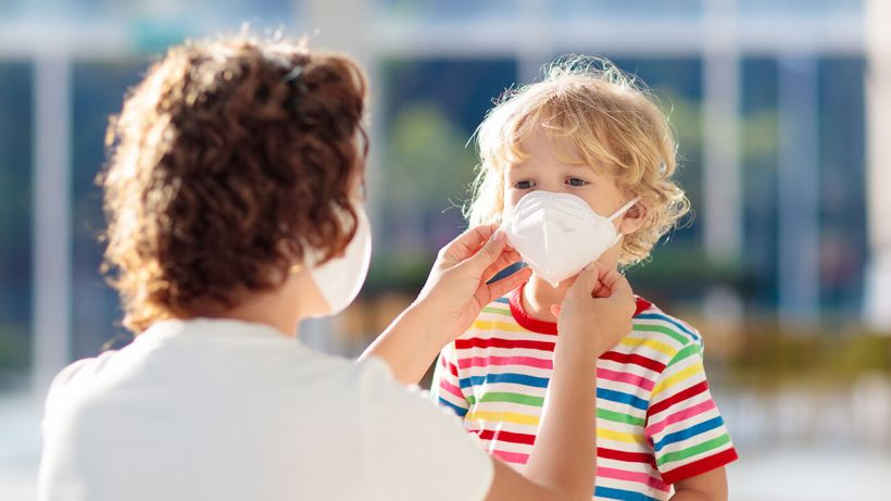 New Study Finds Protection Against Aerosolized Toxins By Face Masks