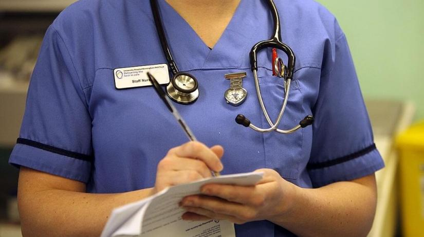Nurses Struggle With Shortage And Absences As Another COVID Wave