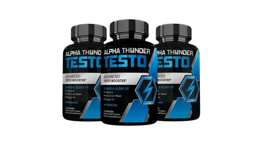 Alpha Thunder Testo Results