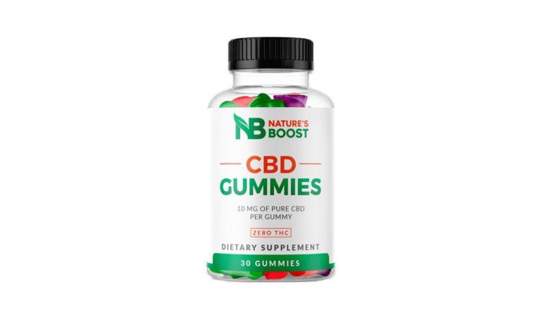 Nature's Boost CBD Gummies Reviews