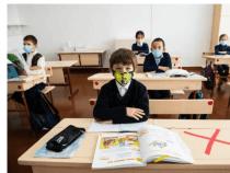 Pandemic-Related School Closures Tied to Mental Health Inequities!