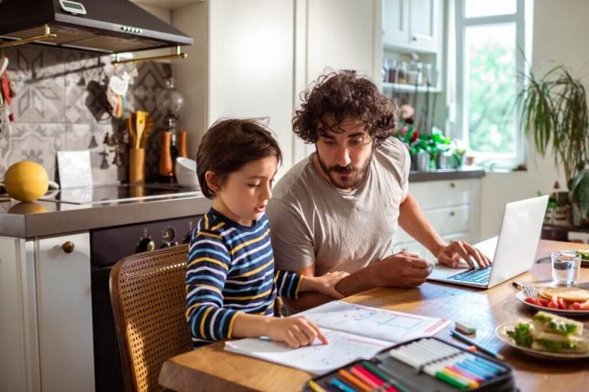 The Keys To Staying Connected To Your Kids This Pandemic School Year