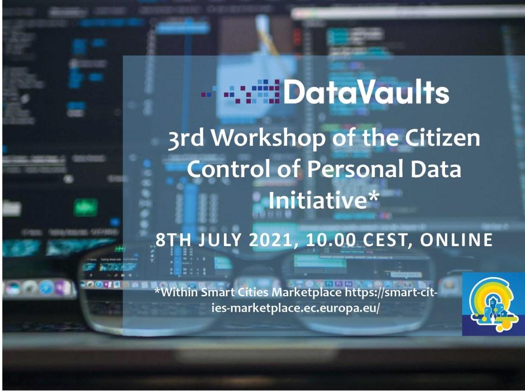3rd workshop citizen focus initiative