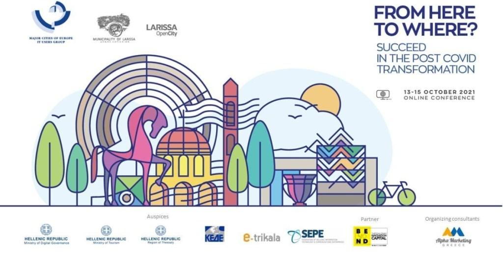 major cities europe 2021