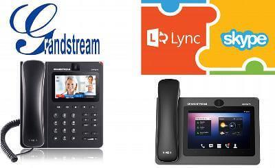 GRANDSTREAM-LYNC-PHONE-DUBAI