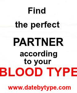 bloodtypedating