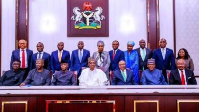 Photo of Economy: We'll work with your recommendations, Buhari tells Dangote, others