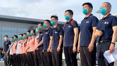 Photo of More Chinese doctors head to Africa to join Covid-19 fight