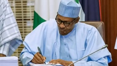 Photo of Buhari signs Amended Companies and Allied Matters Bill