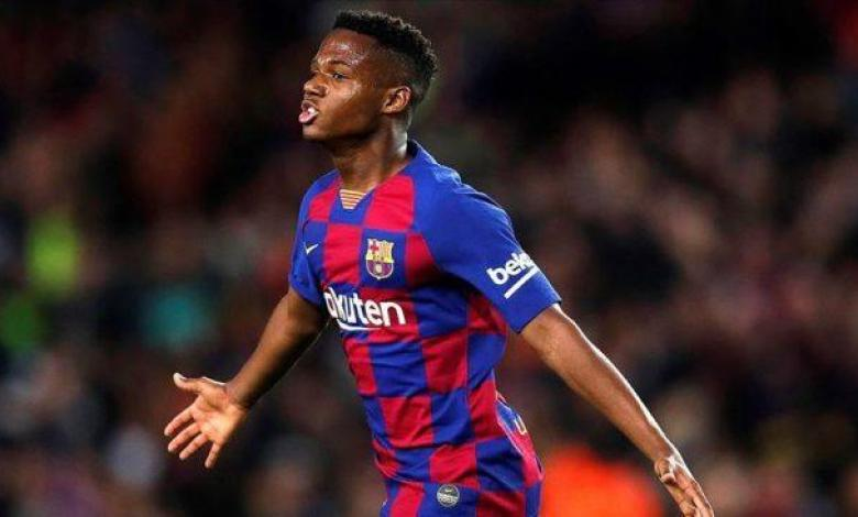 Ansu Fati set to play for Spain