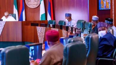 Photo of Buhari pledges 'all possible help' to North East on security