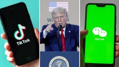 Photo of US to ban TikTok, WeChat download in 48 hours