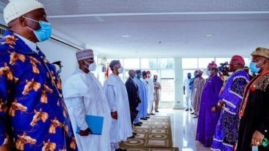 Photo of Nigerian traders in Ghana commend Gbajabiamila's intervention