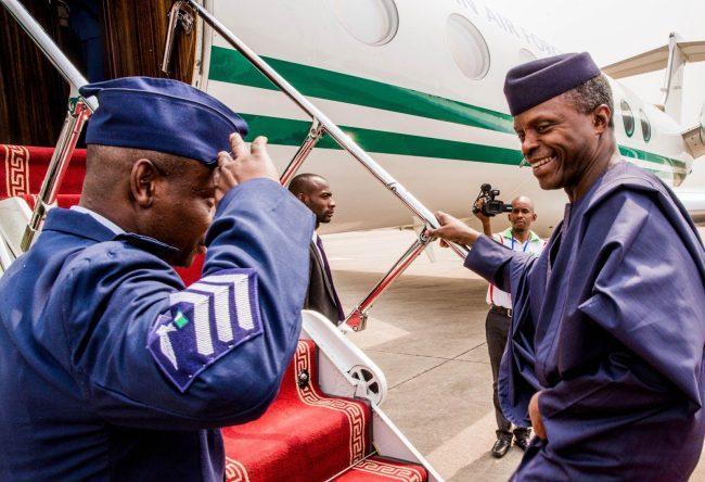 Mali: Osinbajo attends extraordinary ECOWAS summit in Ghana