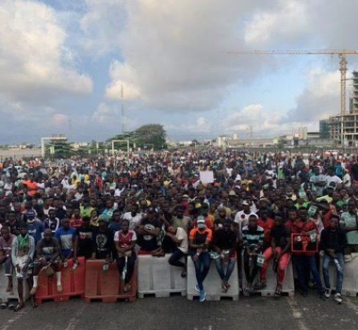 Soldiers open fire on EndSARS protesters in Lagos, Sanwo-Olu vows probe