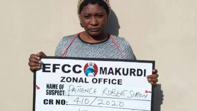 Photo of Employment scam: EFCC nabs serial impostor