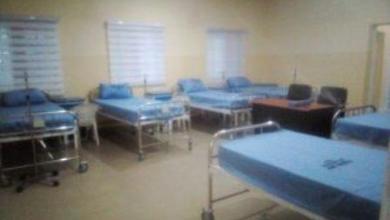 Photo of Buratai inaugurates 30-bed hospital in Riyom, Plateau