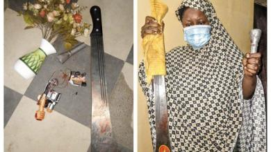 Photo of On Kano's murderous mother…
