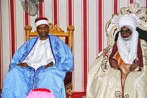Emir of Zazzau hosts Shehu of Bama