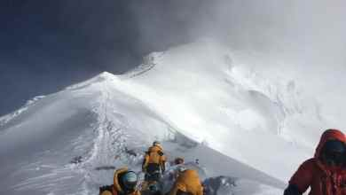 Photo of Microplastic pollution found near summit of Mount Everest