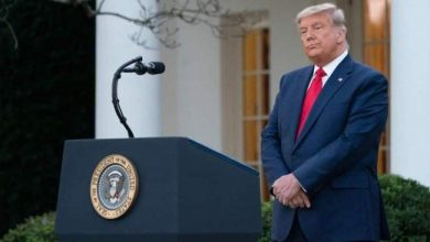 Photo of Trump suggests 2024 presidential bid: 'I'll see you in four years'