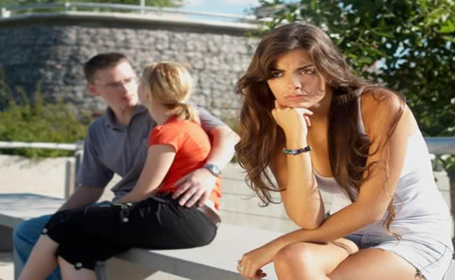 Jealous of ex girlfriend dating