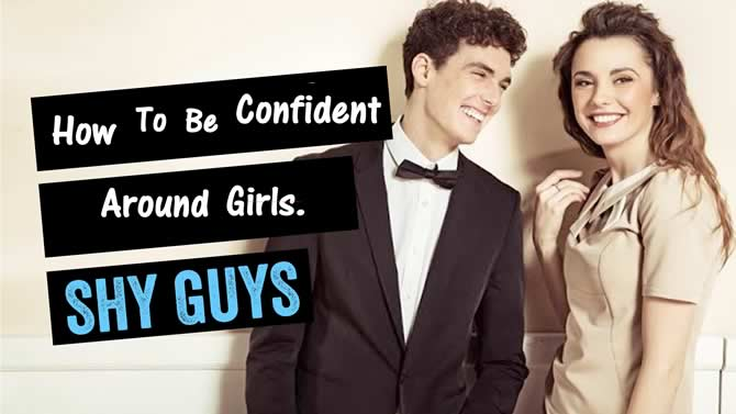 how to stay confident when dating