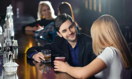 start a conversation with a girl