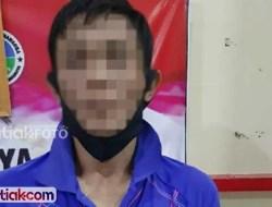 Oknum Pelatih Tenis Meja di Dharmasraya Diringkus Polisi