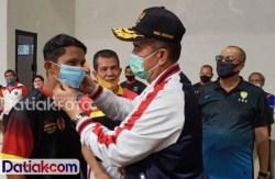 Kontingen Sumbar Ditarget 16 Emas di PON XX Papua