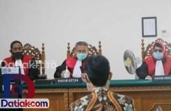 Muzni Zakaria Divonis Penjara, Denda serta Pencabutan Hak Politik