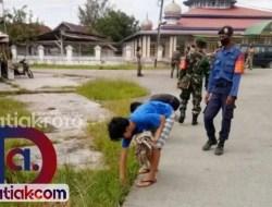 Sanksi Perda AKB Diterapkan di Kepulauan Mentawai