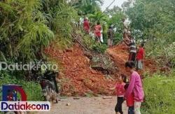 Longsor di Kabupaten Solok Melanda Sejumlah Nagari