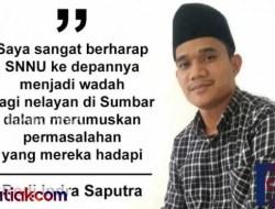 Owner Rodi Maco jadi Ketua Serikat Nelayan Nahdlatul Ulama Sumbar