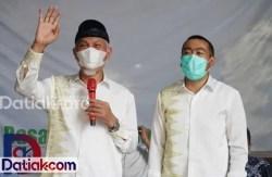 Mahyeldi-Audy Deklarasikan Kemenangan sehari Usai Pemilihan