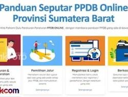 Tips Sukses Pendaftaran PPDB SMA di Sumbar 2021 Hari Ini