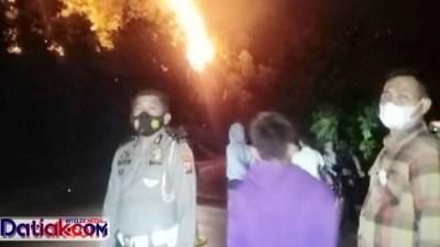 Bukit Taratak Terbakar, 10 Hektare Cengkeh dan Gambir Ludes