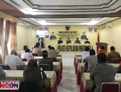 Operasi Ketupat Singgalang 2021 di Mentawai Edukasi Prokes